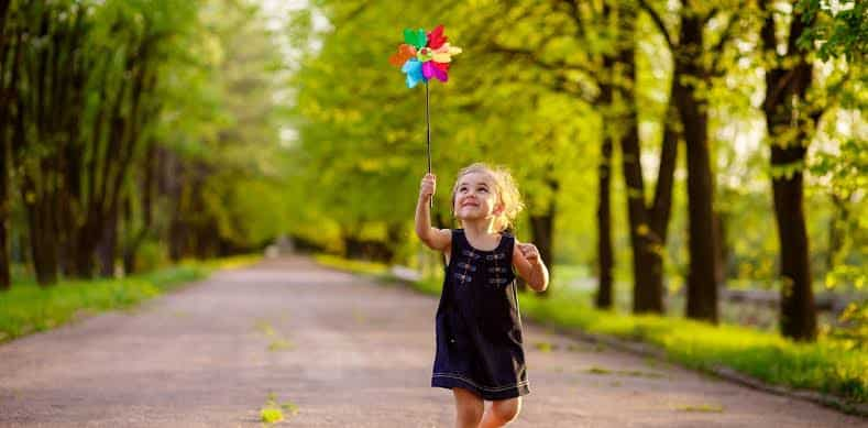 Being Surrounded by Green Space Throughout Childhood Improves Mental Health In Adulthood