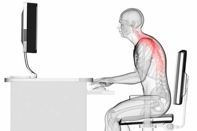 What Sitting Too Long In The Same Position Does To Your Body