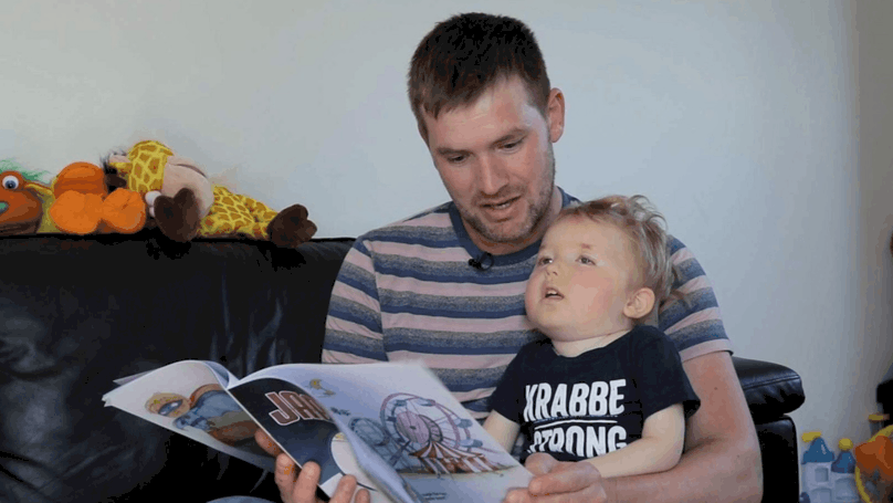 Dad Turns Dying Son Into Superhero In Series Of Heartwarming Books 2