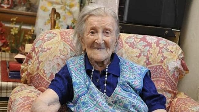 117 Year Old Woman Was Proof If You Want A Long, Happy Life, You Don't Need A Man