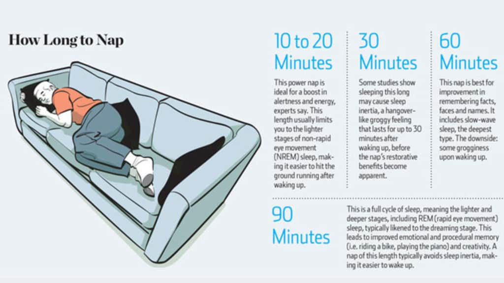 Napping More Often Can Boost Heart and Brain Health, Reduce Stress and Much More