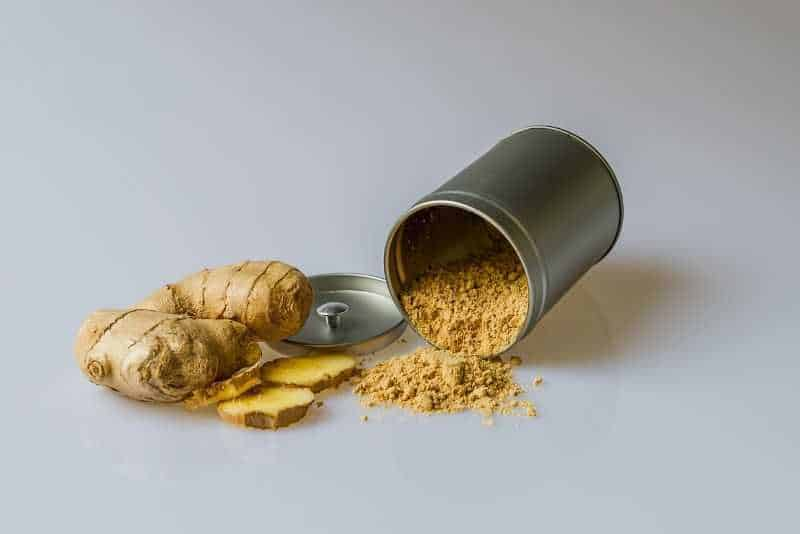 ginger longevity foods