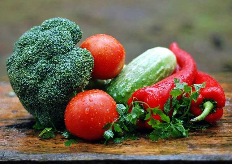 Vegetables how to live 100 years in perfect health