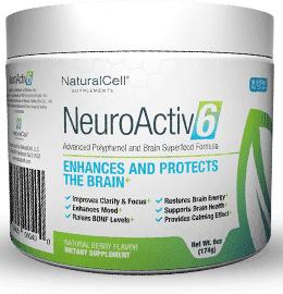 Naturacell Neuroactiv6 best green juice to buy