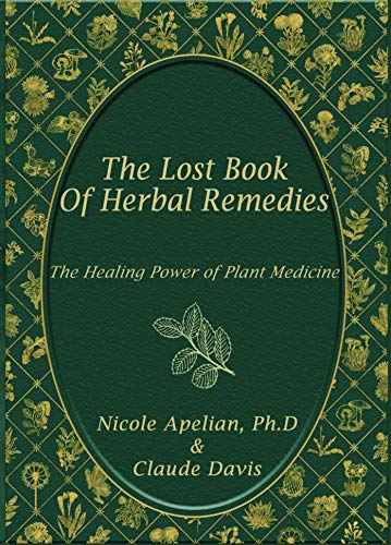 The Lost Book of Herbal Remedies Cover