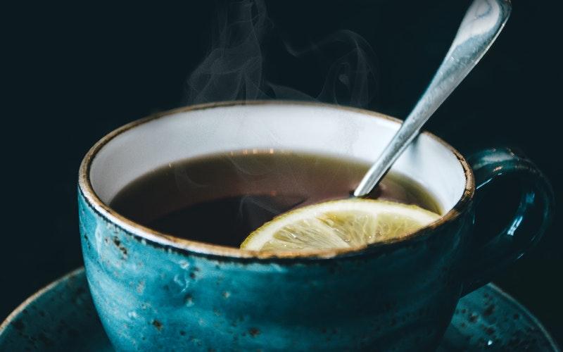 Green tea serving recommendation