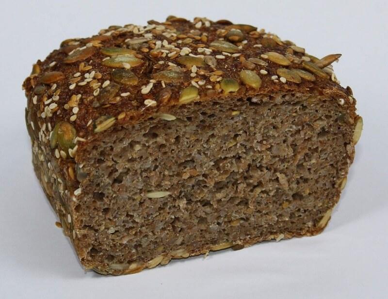 Ezekiel bread or Essene bread