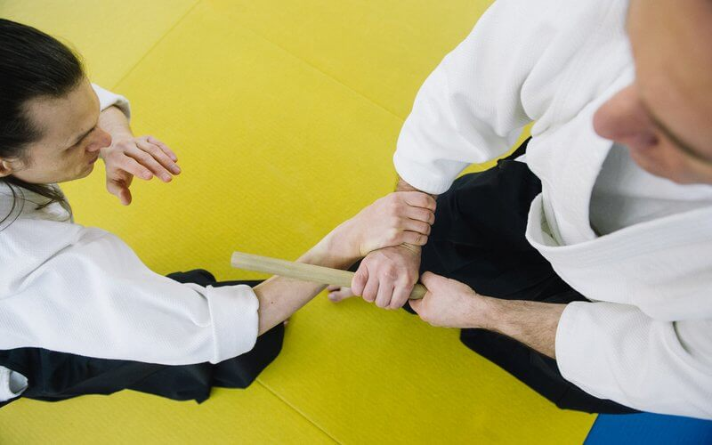 Aikido - Best Martial Arts For Mental Health