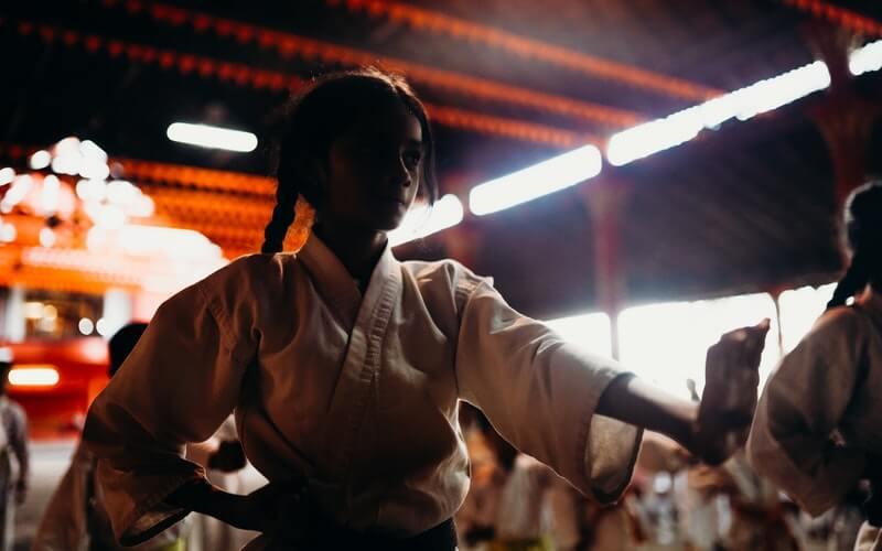 taekwondo martial art for mental health