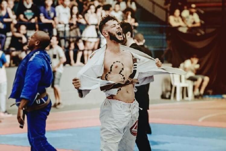 health benefits of brazilian jiu jitsu
