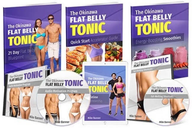 Okinawa Flat Belly Tonic Bonuses