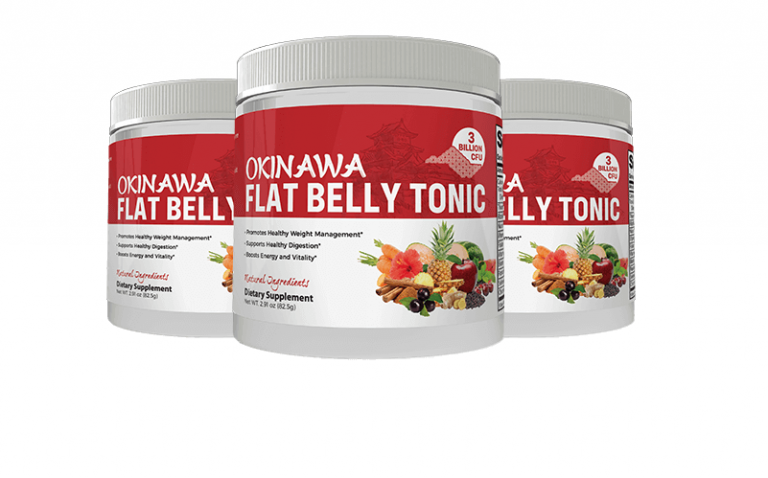 featured image of Okinawa flat belly tonic review