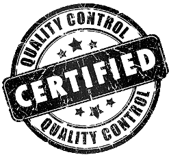 Quality Control seal from Natural Cell Research