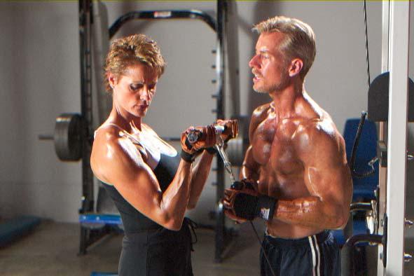Becky and Steve Holman
